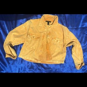 Brand New Mid Corduroy Jacket
